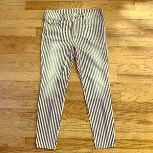 True Religion Serena Core Skinny Jeans Size 28